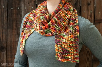 Post image for Any Yarn Scarf