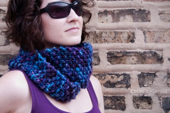 Post image for Squish Monster Cowl of Awesomeness